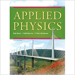 Amazon. Com: applied physics (9th edition) (9780135157336): dale.