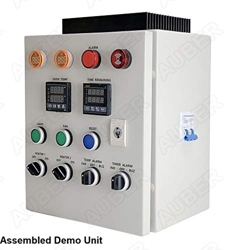 Auber Instruments Powder Coating Oven Controller Kit W