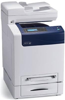 Xerox WorkCentre 6505DN Laser Multifunction Printer - Color - Plain Paper Print - Desktop. WORKCENTRE 6505DN CLR LASER MFP P/S/C/F ADF USB/ENET 600X600 24PPM CL-MFP. Copier, Scanner, Printer, Fax - 24ppm Mono/24ppm Color Print - 600 x 600dpi Print - 1200d