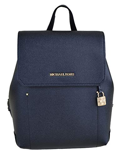 Michael Kors Hayes Medium Leather Backpack Bag