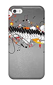 Angenry Snap On Hard Case Cover Vector Protector For Iphone 5/5s