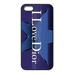 DAZHAHUI Dior design fashion cell phone case for iPhone 5S