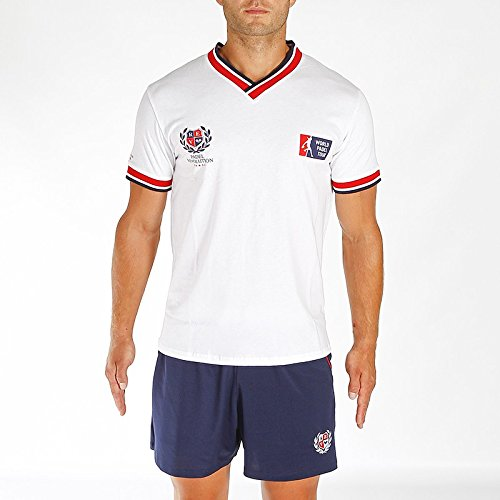 - Camiseta Oficial World Padel Tour Man B, Color Blanco Talla S: Amazon.es: Deportes y aire libre