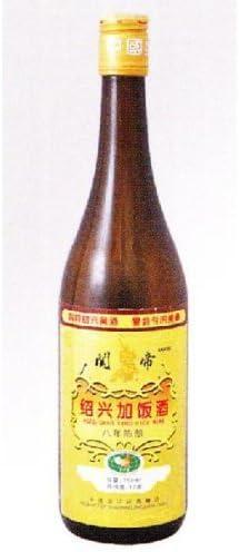 関帝 陳年8年加飯酒 750ml