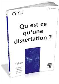 Andre lutz dissertation