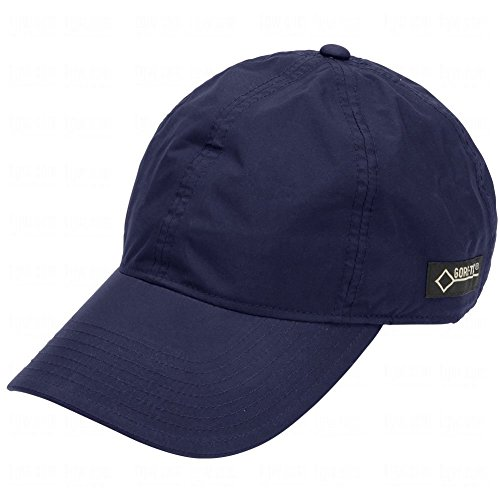 Zero Restriction Gore-Tex Cap, One Size, Navy