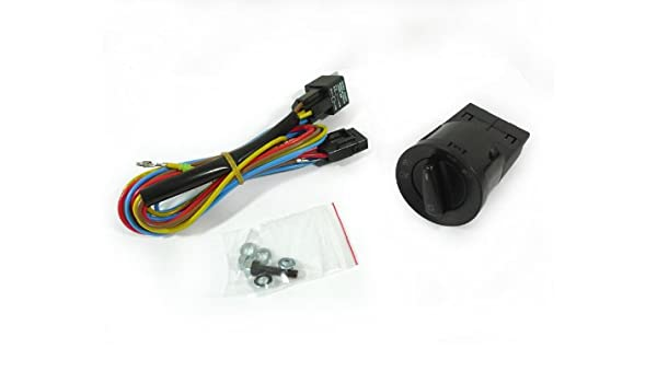 2007 Vw Passat Headlight Wiring Harness : Vw gti replacement headlight harness wiring
