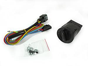 417a5GVnwnL._SX300_ amazon com vw golf gti jetta 4 mkiv euro switch wiring adapter mk4 euro switch wiring diagram at fashall.co