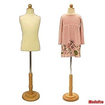 Roxy Display JF-C6-8T Kids Body Dress Form