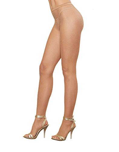 DreamGirl collant a rete  Amazon.it  Abbigliamento 7eedde417cf
