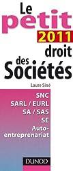 Le petit droit des Sociétés 2011