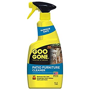 Goo Gone Patio Furniture Cleaner 24 Fl Oz Home Kitchen