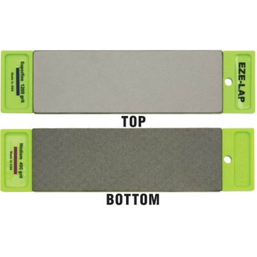 - Duo-Grit Sharpening Stone