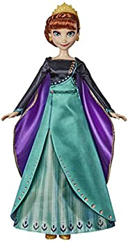 Disney Frozen Musical Adventure Anna Singing Doll, Sings Some Things Never Change Song from 2 Movie, Anna Toy