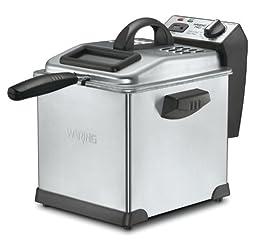 Waring DF175 Digital Deep Fryer, 3-Liter