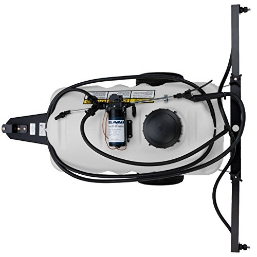 081174112607 - Brinly ST-25BH Tow Behind Lawn and Garden Sprayer, 25-Gallon carousel main 1