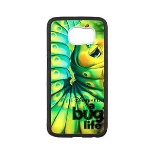 Generic for Samsung Galaxy S6 Cell Phone Case Black A Bugs Life Custom HSOFHFHOJ2398