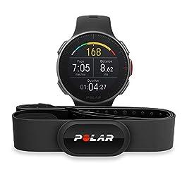 Polar Vantage V  Multisport Watch for Multisport and Triathlon Training, (Heart Rate Monitor, Running Power, Waterproof)