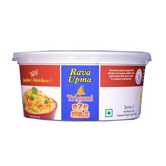 Triguni Eze Eats Rava Upma 100 Grams