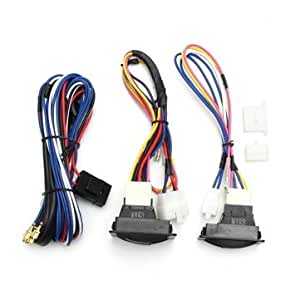 Instalment - Other Tools - 6pcs Universal Power Window Switch Kits Installation Wiring Harness Universal Harness Instalment Installing Powerfulness