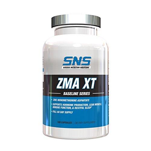 ZMA Zinc Monomethionine Aspartate-180 capsules - Zma 180 Capsules