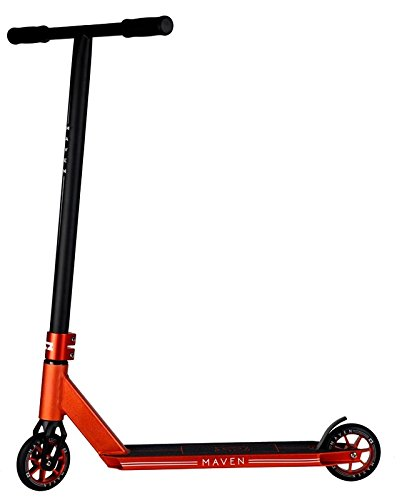 Ao Maven Complete Pro Scooter Red