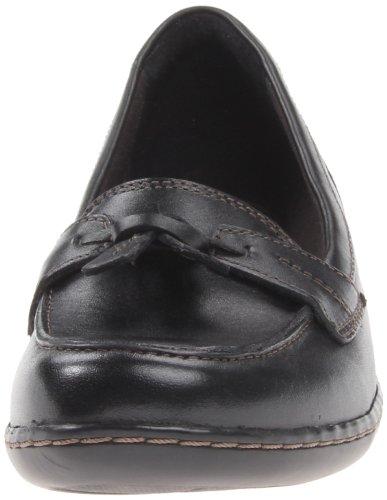 Clarks Vrouwen Ashland Bubble Slip-on Black
