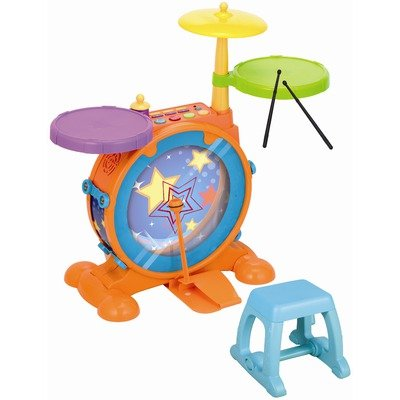 Winfun Jr Rock Band Drum Set from Winfun