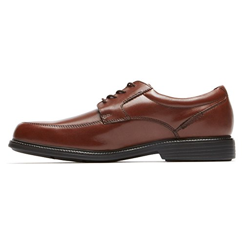 Men Toe Tan Charles Ii Road ROCKPORT Apron Oxford 6dAqAPw