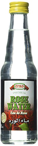 Ziyad Premium Rose Water Syrup, 10 Ounce