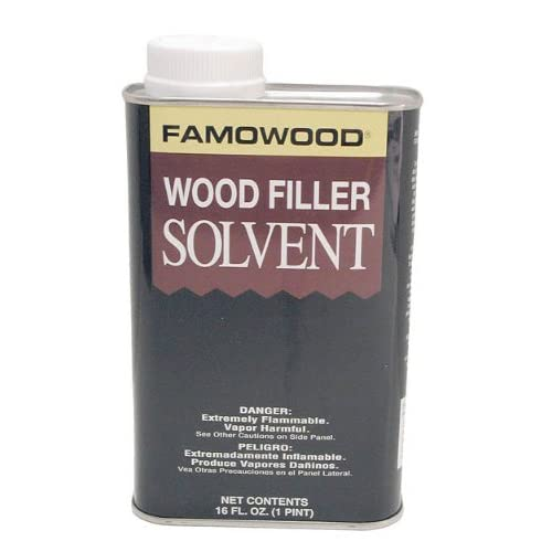 1 Pint Solvent For Wood Putty