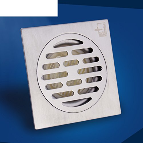 HCP Stainless steel floor drain/Balcony floor drain discharge and odor-resistant pest