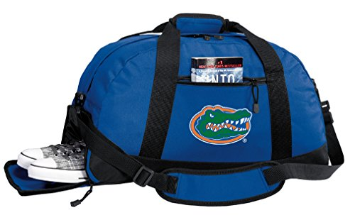 - Broad Bay University of Florida Gym Bag - Florida Gators Duffel Bag w/Shoe Pockets