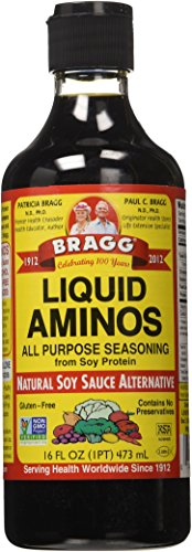Stir Marinade Fry (Bragg Natural Liquid Aminos 16oz)