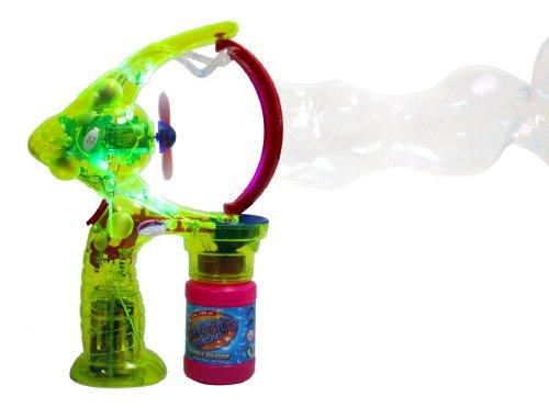 Amazing Bubble Blower Gun colors