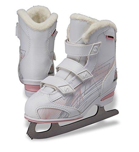 Jackson Ultima ST2917 White Size - Jackson Softec Skates Ice