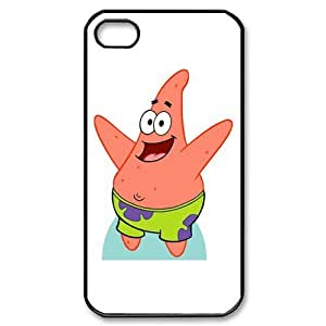 Popular Patrick Star New Style Durable Iphone 4,4s Case Hard iPhone Cover Case