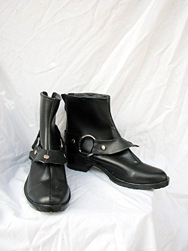 Yu Oh Gi Shoes Cosplay Made Custom Yugi Muto Boots r4r5HWwqx
