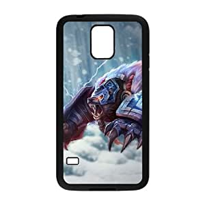 League Of Legends Samsung Galaxy S5 Cell Phone Case Black xlb2-132413