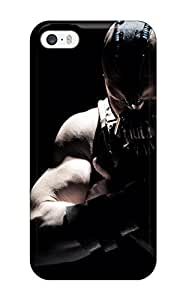 CaseyKBrown Scratch-free Phone Case For Iphone 4/4s- Retail Packaging - Tom Hardy In The Dark Knight Rises
