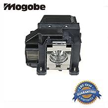 Mogobe V13H010L67 ELPLP67 - Lamp With Housing For Epson EX7210 EX5210 EX3210 VS210 VS315W VS310 Home Cinema 710HD Powerlite X12 X15 S11 1261W Projectors