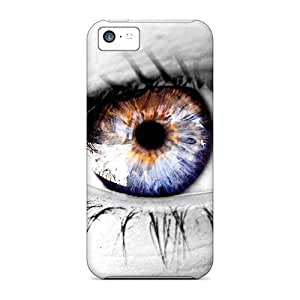 MMZ DIY PHONE CASEHill-hill Iaj4OHOg Protective Case For iphone 6 plus 5.5 inch(strange Eyes Hd 1080p)