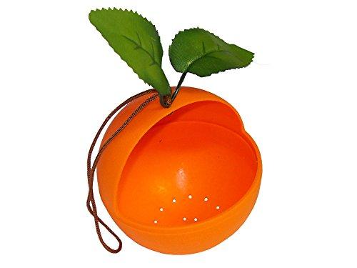 Green Jem Obstformen Wild Futterspender für Vögel Orange