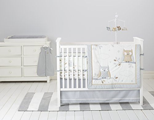 owl crib mobile for girl - 9