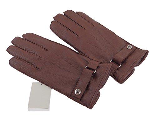 (비비안・웨스트 우드 맨) Vivienne Westwood MAN 양가죽 장갑 v0709-25