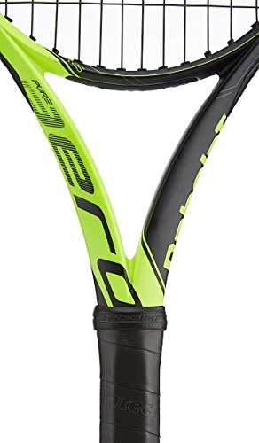 Babolat Pure Aero Junior 25 Inch Black/Yellow Tennis Racquet