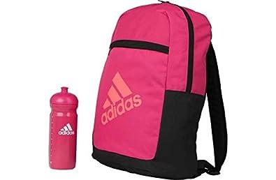quality first look to buy Adidas Rucksack, Gym Sack und Wasserflasche Set - Rosa ...