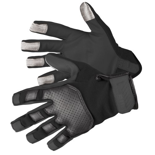 5.11 59356-019-2XL Tactical 59356 Screen Ops Tactical Glove, Negro, XX-Grande