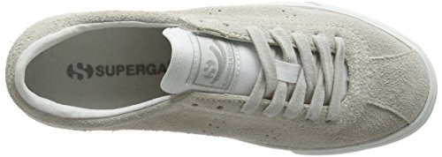 909 2843 Hairysueu Mixte Adulte Blanc Baskets White Total Superga vzq8dww