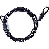 Forfar Sport Cyclisme Boucle de sécurité Cable Lock Heavy Devoir câble spécial de vêtements pour voitures